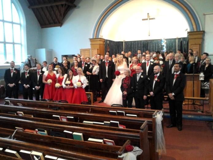 Wedding of Joe and Ruth