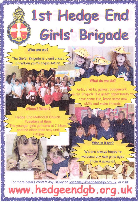 Girls Brigade 2